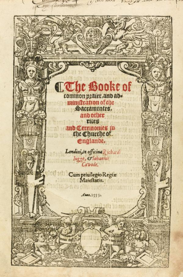 1559 Book of Common Prayer