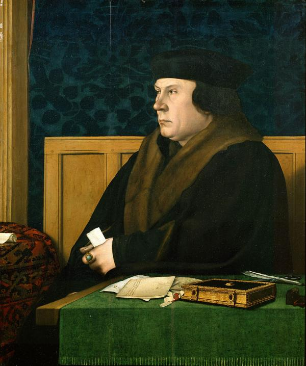 Thomas Cromwell Holbein