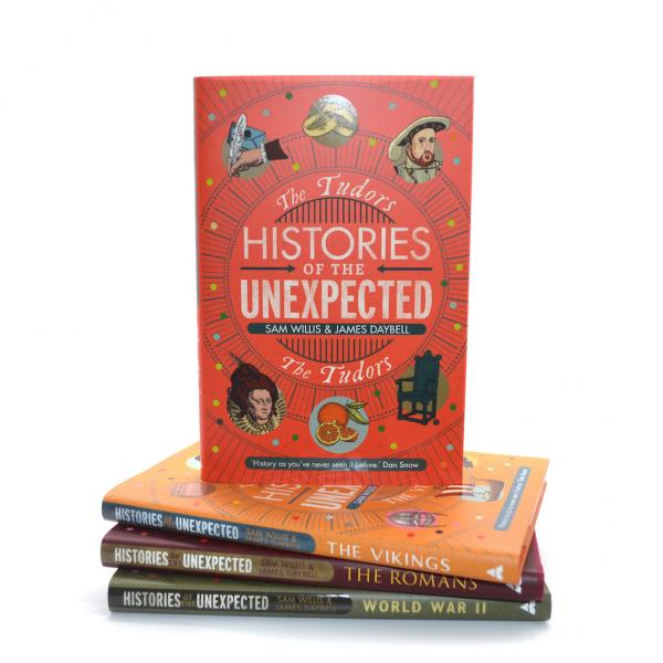 Histories of the Unexpected books