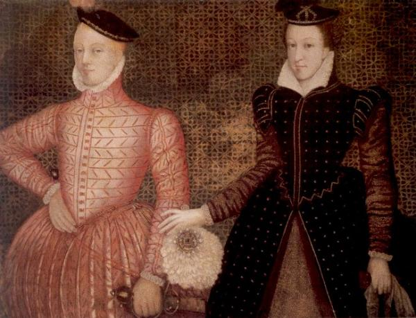 Mary Queen of Scots and Lord Darnley