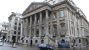 Mansion House - The lord Mayors official residence in London
