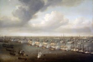 The Battle of Copenhagen - 2nd April 1801