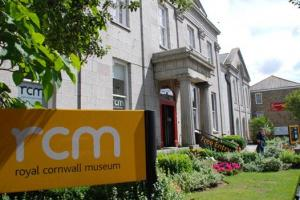The Royal Cornwall Museum, Truro