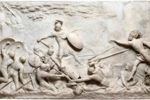 John Deare's Relief of Caesar's Invasion
