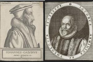 Arminius and Calvin