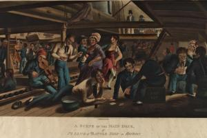 Women in the Age of Sail