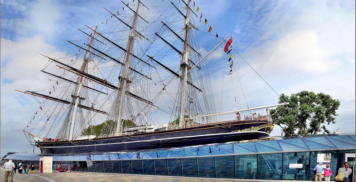 The Cutty Sark, photo by Robert Pittman
