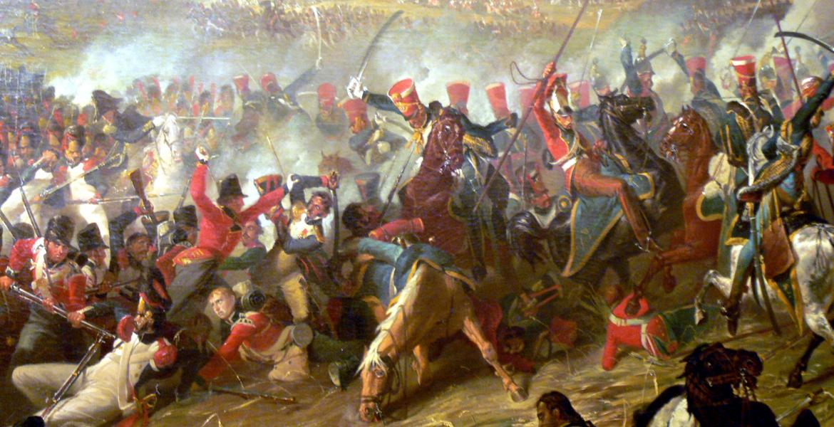 Waterloo by Denis Dighton