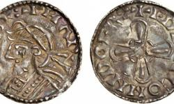 Harold Harefoot coins