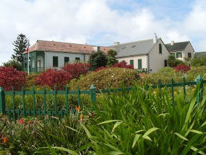 Napoleon's house on St Helena (c) St Helena Tourism