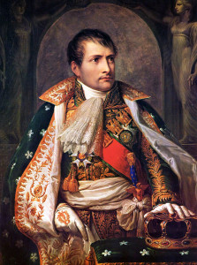 Portrait of Napoleon by Andrea Appiani