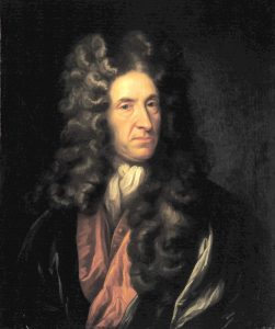 Portrait of Daniel Defoe