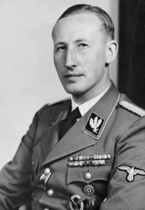 Portrait of Reinhard Heydrich
